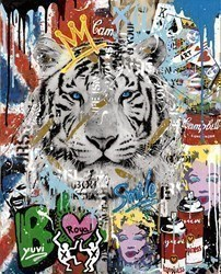 In Your Wildest Dreams II by Yuvi - Box Canvas sized 24x34 inches. Available from Whitewall Galleries